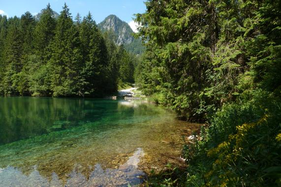Gruener See